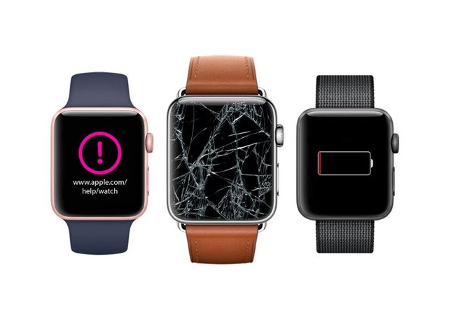 Ремонт Apple Watch всіх моделей - з гарантією
