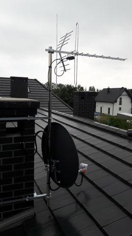 Montaż, Serwis Anten Satelitarnych i Naziemnych DVB-T, LTE-4G Oleśnica