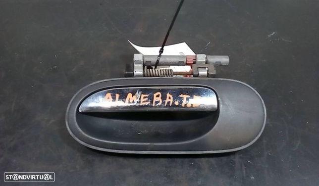 Puxador Exterior Porta Trás Esq Nissan Almera Ii (N16)