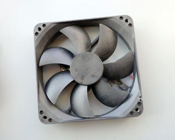 Кулер 120 мм вентилятор для охлаждения компьютера