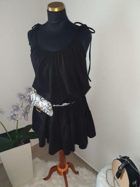 Sukienka z odkrytym plecami Hit Nowa