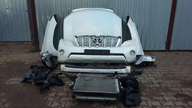 Toyota Land Cruiser Prado 150 2009 - 2021 года АВТОРАЗБОРКА