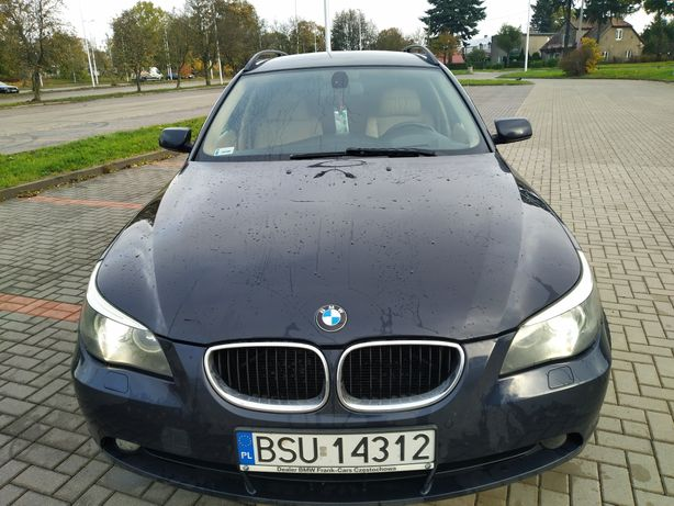 BMW 530xd E61 xdrive 3.0d manual