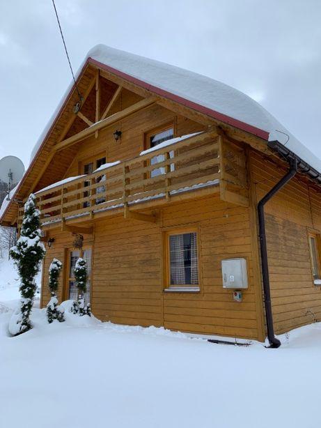 wynajmę domek drewniany 8 os. Szczyrk - 200 m od kolejki na Skrzyczne