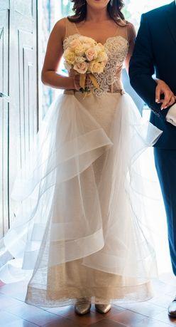 suknia ślubna Mori Lee, rozmiar 36