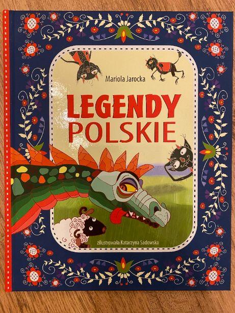 Legendy polskie. Jarocka Mariola