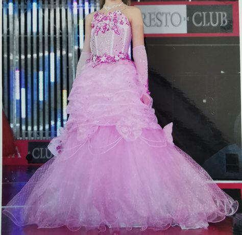 Продам прекрасное платье для девочки