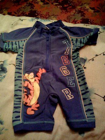 Детский костюмчик (комплект) для купания