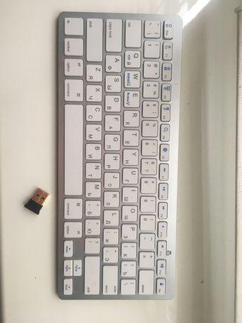 Беспроводная клавиатура по блютуз