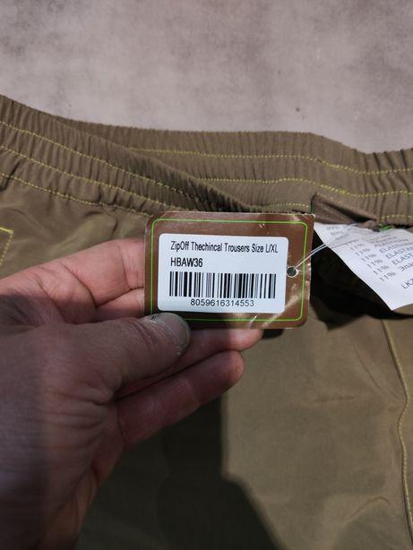 Spodnie spodenki rod huthisom