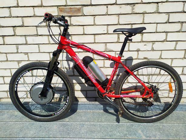 Электровелосипед 36 вольт 500 ватт