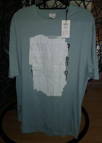 Jack Jones Koszulka Mel Crew Neck Ostatnia sztuka w rozmiarze XL.