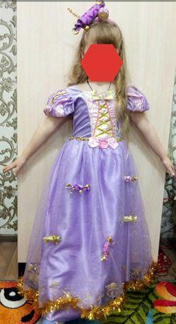 Новогоднее платье костюм Конфетка Цукерка