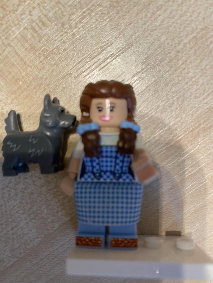 Lego minifigurki movie 2 Dorotka i Toto Gdynia - image 1
