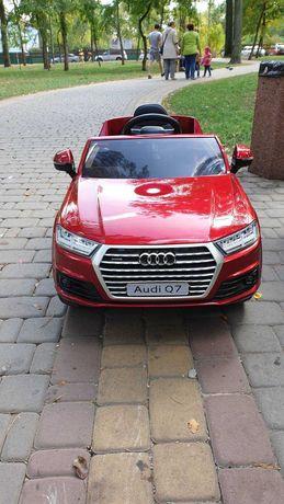 Машинка детская электрическая AUDI Q7 детям от 2х до 5 лет, в Киеве