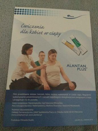 Płyta CD ćwiczenia dla kobiet w ciąży