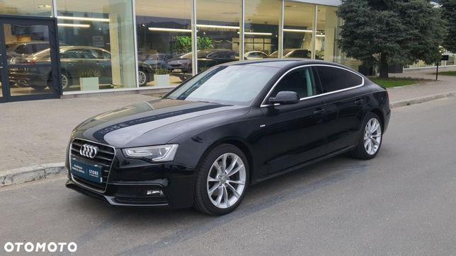 Audi A5 Salon PL, 1właściciel, VAT 23%