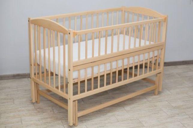 Ліжко дитяче колиска+ матрас+бортики+комплект