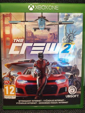 Gra Crew 2 Xbox one s