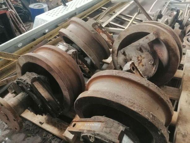 Крановые колеса для мостового крана