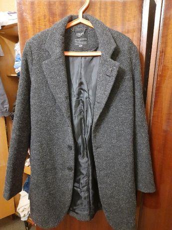 Шерстяное пальто Colin's мужское, размер S