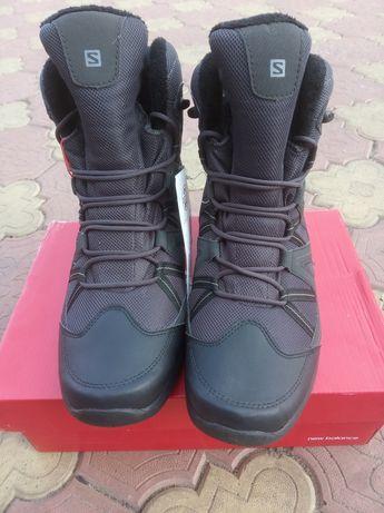 Оригинальные мужские ботинки Salomon. Оригинал.
