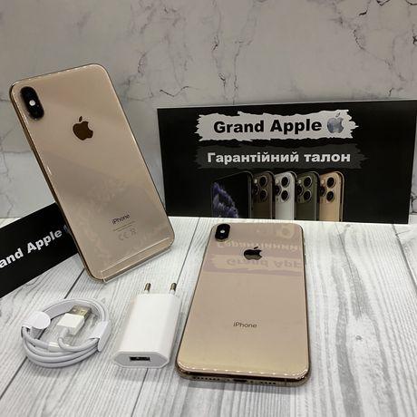 Б у iPhone Xs Max 64/256gb Gold Neverlock