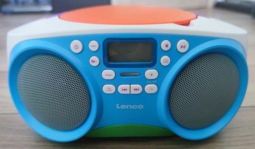 NA CZĘŚCI Radioodtwarzacz Lenco SCD-41