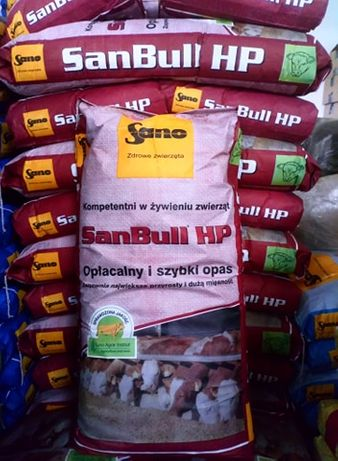 Sanbull HP 25kg Sano