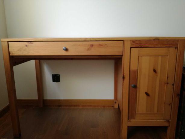 Biurko Hemnes 120x55 Ikea