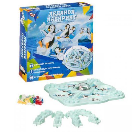 Весёлая игра Крижаний лабіринт Ледяной лабиринт Fun Game