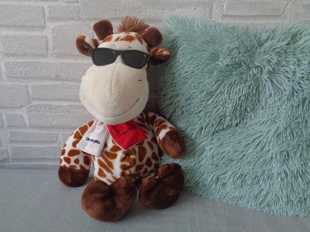 Żyrafa- pluszak, maskotka