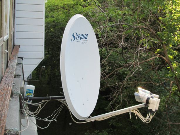 Спутниковое ТВ без абонплаты
