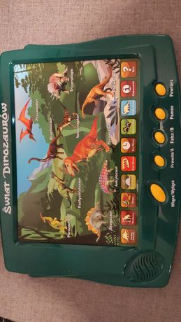 Dinozaury interaktywny Świat Dinozaurów
