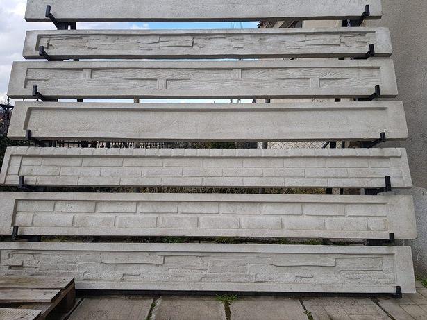 podmurówka betonowa producent ogrodzeń betnowych i panelowych