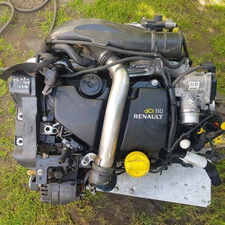 Silnik 1.5 dci k9k 110 km clio/flurence/scenic