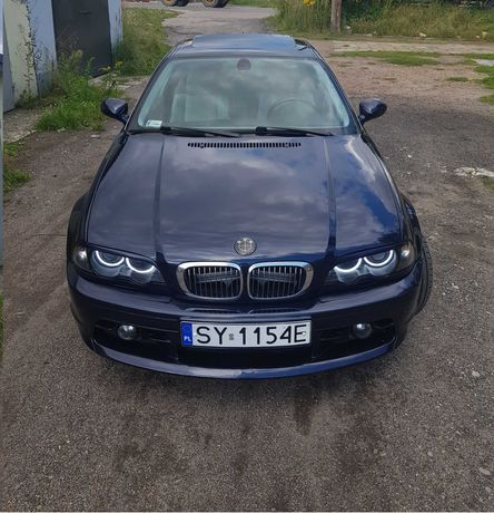 BMW e46 323Ci 170km