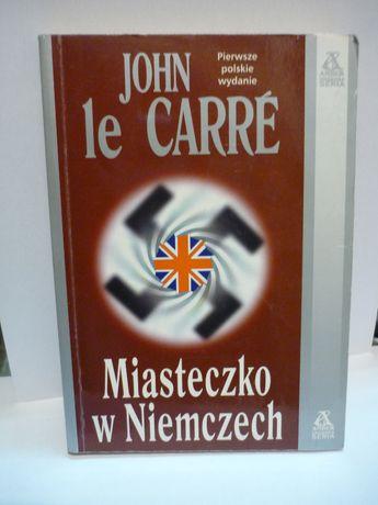 Miasteczko w Niemczech , John Le Carre.