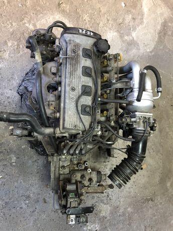 Silnik Toyota corolla e11 1.3 G6 ze skrzynia