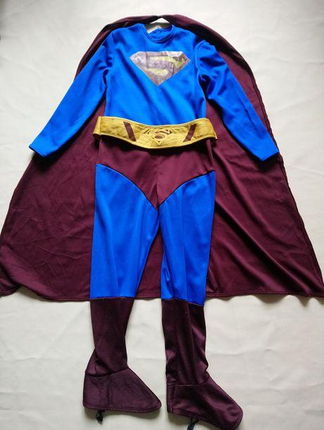 Супермен з накидкою на 5-6 років