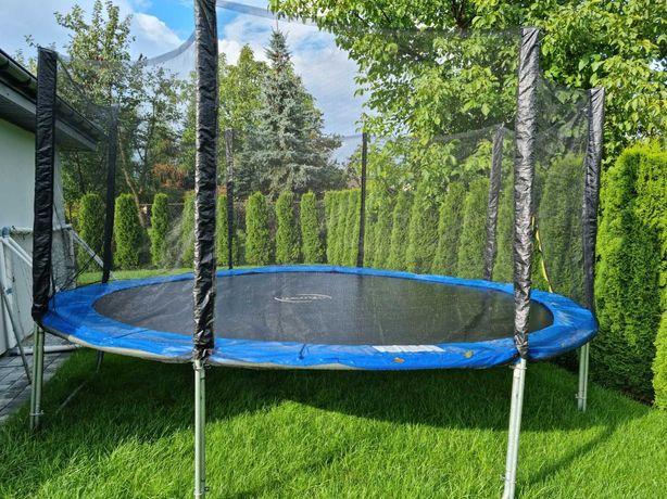 Trampolina duża 420 cm