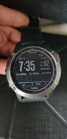 Garmin Fenix 6 pro solar mapa gps zamiana na Samsunga Note
