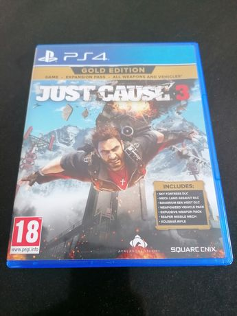 Jogo - Just cause 3 PS4