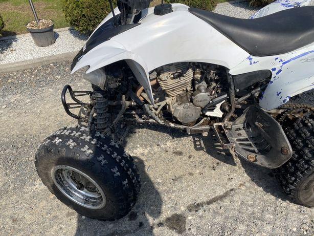 Yamaha Raptor 250 Quad yfm ATV klad