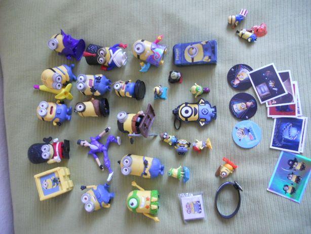 Minionki figurki i gadżety