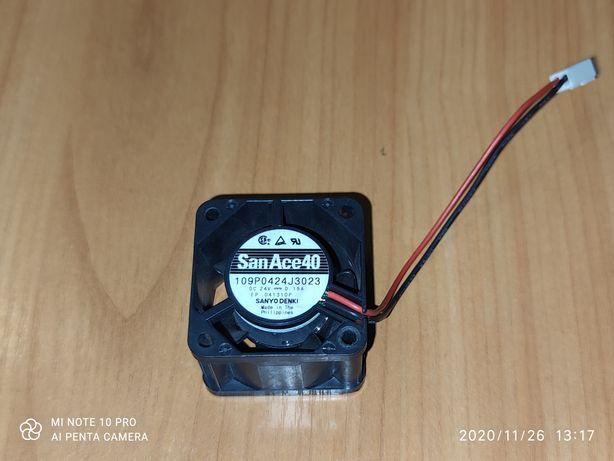 Куллер вентилятор SanAce40 24V 40-40-28mm
