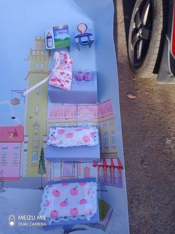 Одежда для малыша Барби