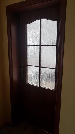 Drzwi wewnętrzne z ościeżnicami 5 sztuk