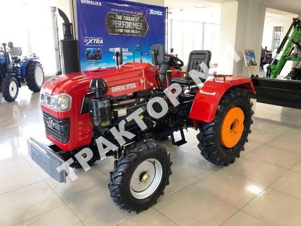 Новий мінітрактор Shifeng SF 350 L 354 трактор Шифенг Гарантія 2 роки