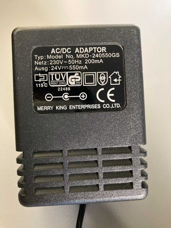 Transformadores eléctricos / Adaptadores de corrente